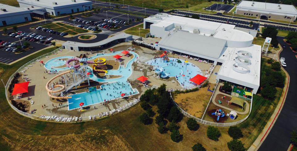 South YMCA Water Park