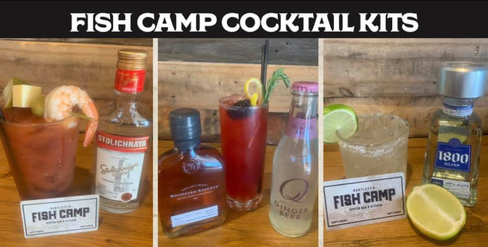 Bartlett's Cocktail Kits