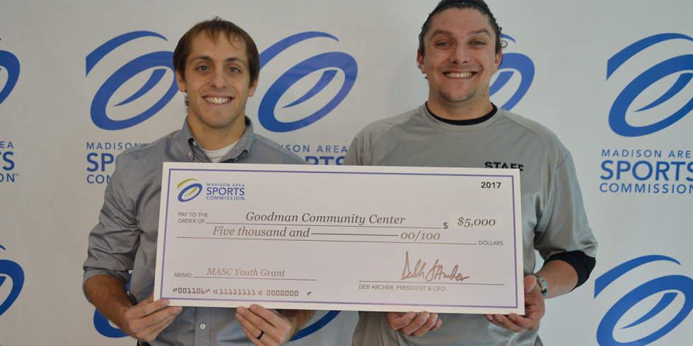 MASC Youth Grant 2017 Winner: Goodman Community Center