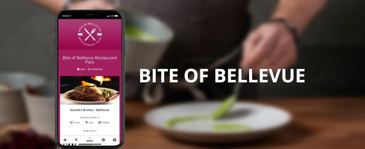 Bite of Bellevue Header