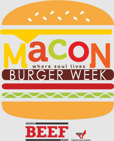 Macon Burger Week Logo