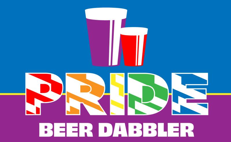 Pride Beer Dabbler
