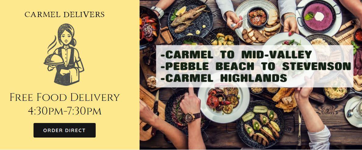 Carmel Delivers