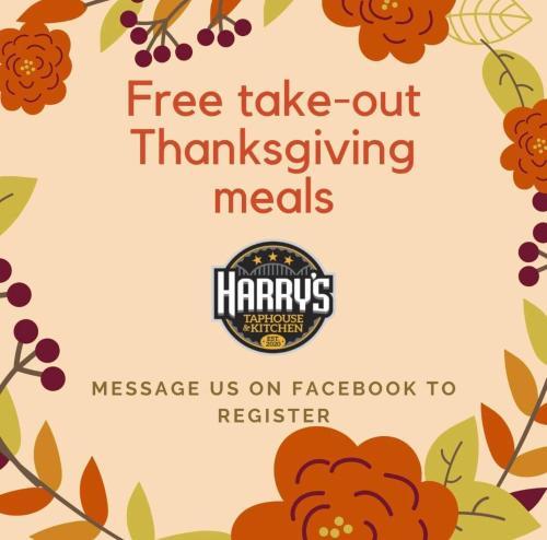 Harrys Thanksgiving