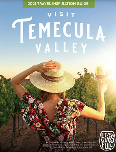 2021 Visit Temecula Valley Travel Inspiration Guide