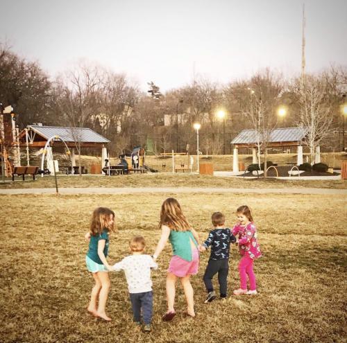 Parks in Overland Park