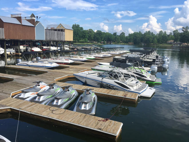 Bridgewater Marina - Smith Mountain Lake