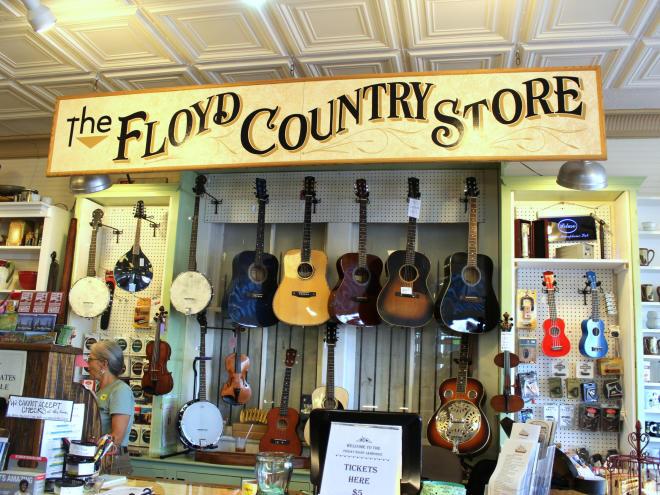 Floyd Country Store - Floyd, Virginia