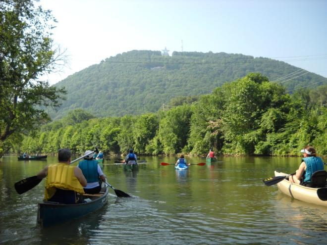Roanoke River Blueway - Mill Mountain
