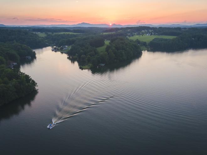 Smith Mountain Lake Virginia