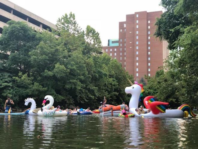 Play Roanoke Summer Floatilla