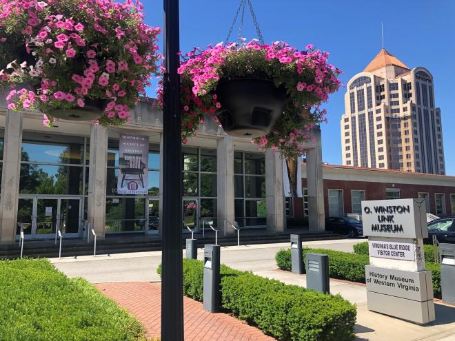 Virginia's Blue Ridge Visitor Center