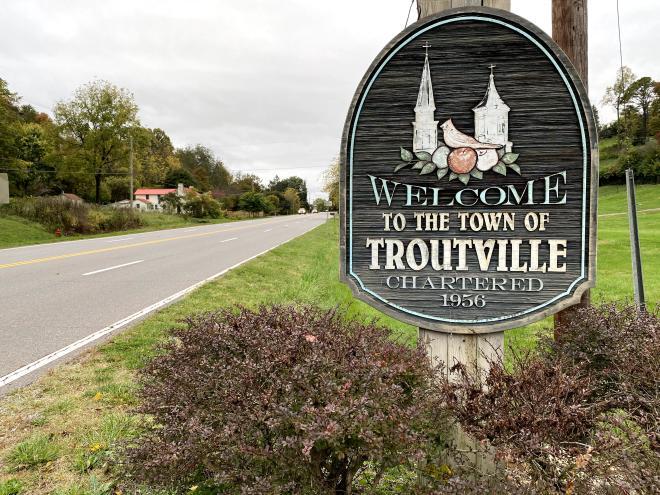 Troutville, VA - Botetourt County