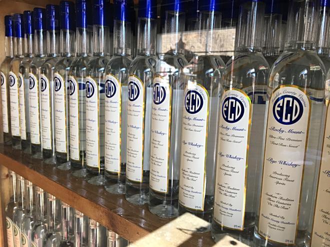 Franklin County Distilleries - Boones Mill