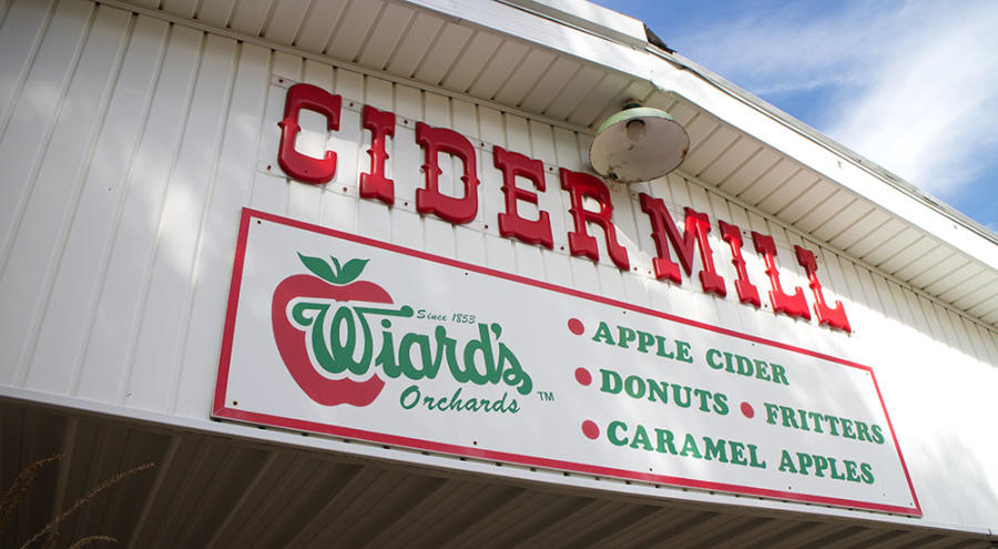 Wiard's Orchard and Cider Mill