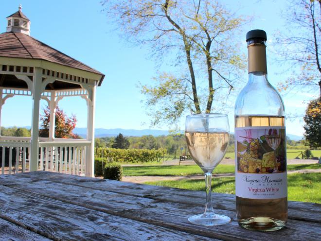 Virginia Mountain Vineyards - Botetourt County