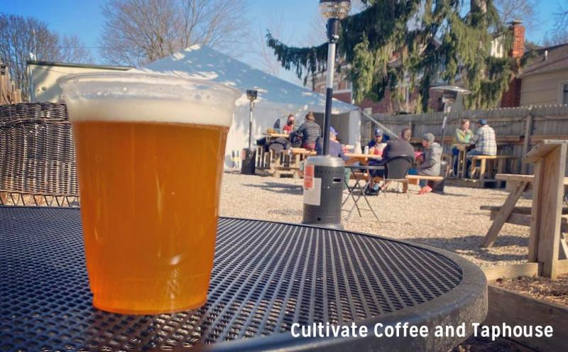 Cultivate Coffee and Tap House