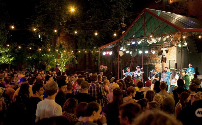 Live Music at the Brickyard in Wichita