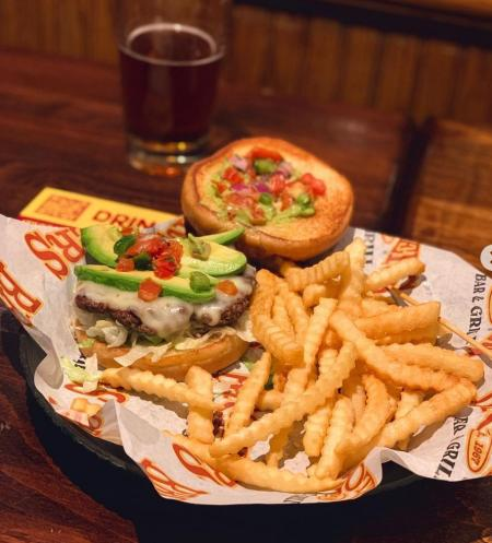 brothers bar and grill burger