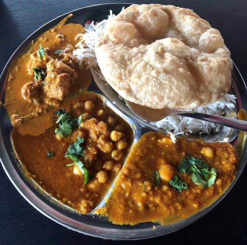 Indian Food at Shagan's in Overland Park