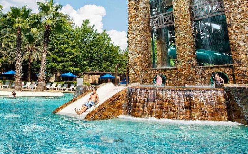 The Woodlands Resort