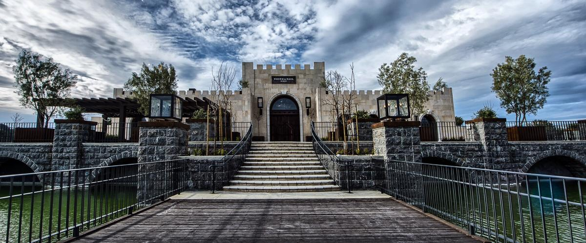 Tooth and Nail Winery Castle