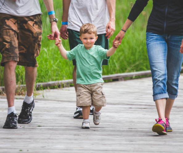 Find family fun on the Green Circle Trail, in the Stevens Point Area.