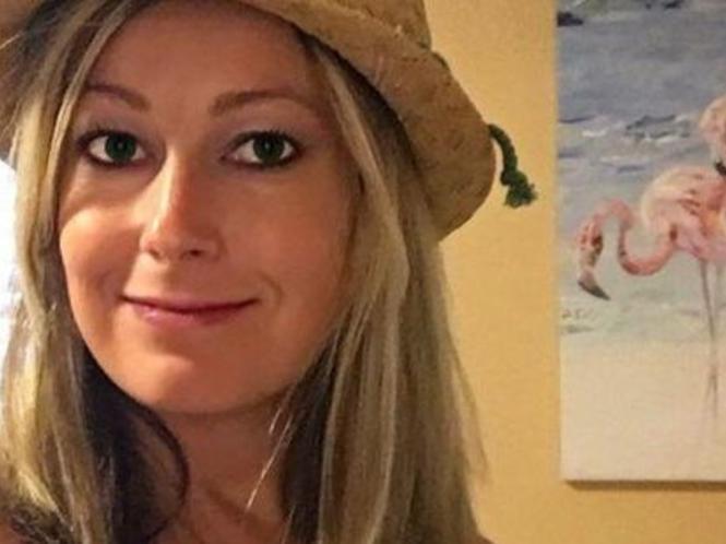 Rebecca Smith, sales assistant, Capital Gazette
