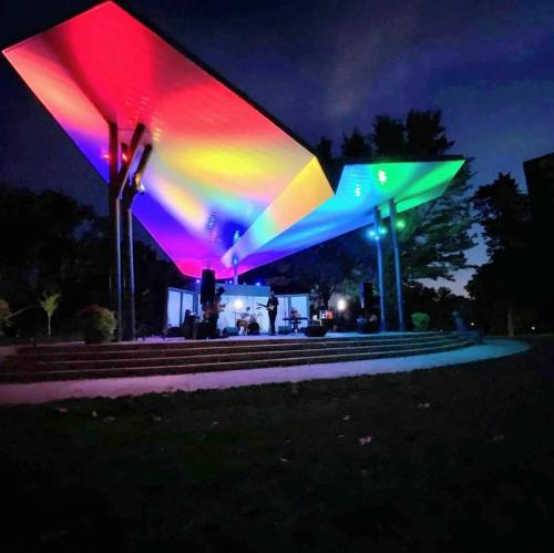 Pride month in overland park