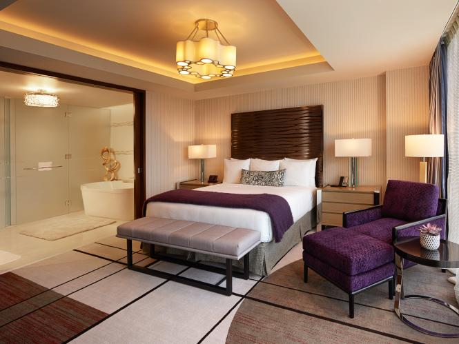 King Suite at Live! Casino & Hotel.