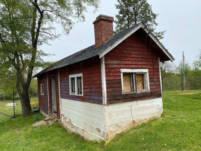 Caretaker's Cottage at Goshen Farm
