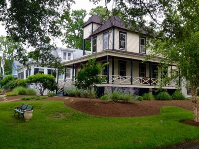 Frederick Douglass Summer House in Highland Beach