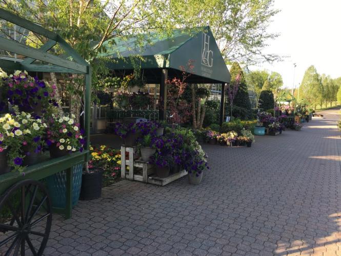 Homestead Gardens exterior in Davidsonville