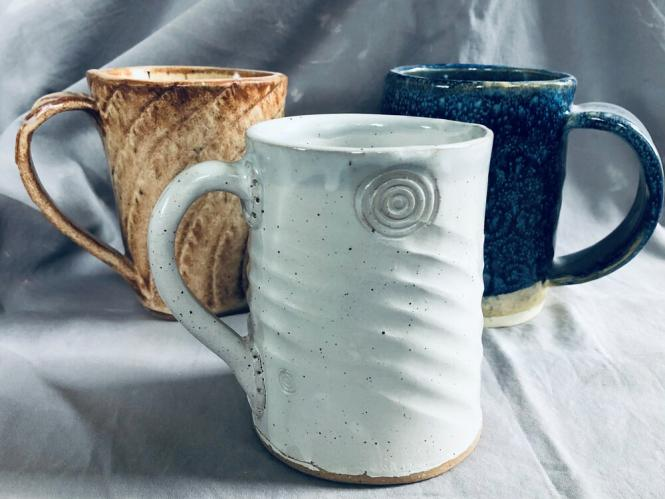 Laura Switkes sip + ceramics class