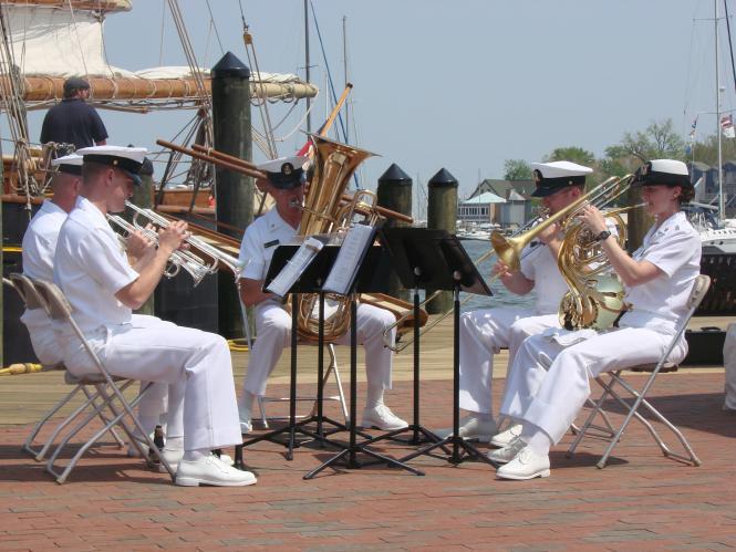 USNA Jazz Band