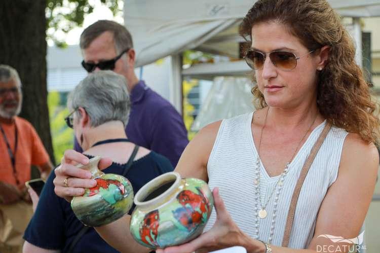 river clay arts festival