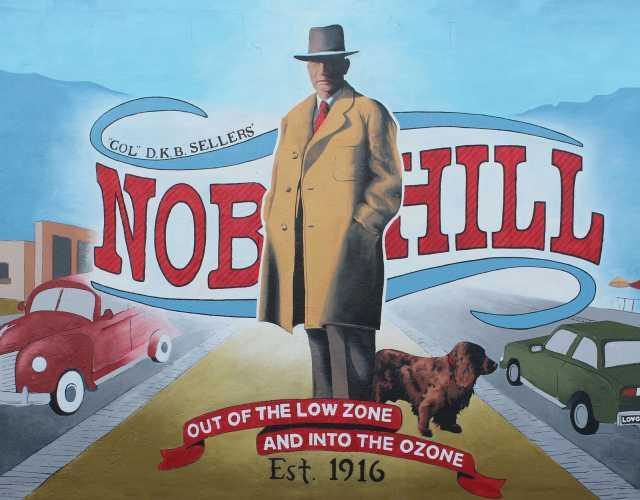 Historic Nob Hill Albuquerque