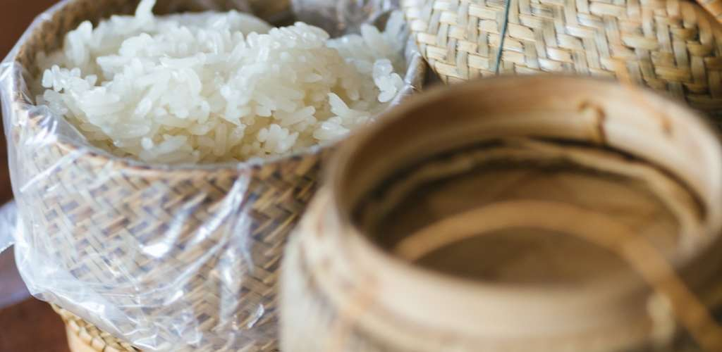 Laotian Food Made With Love: Sticky Rice
