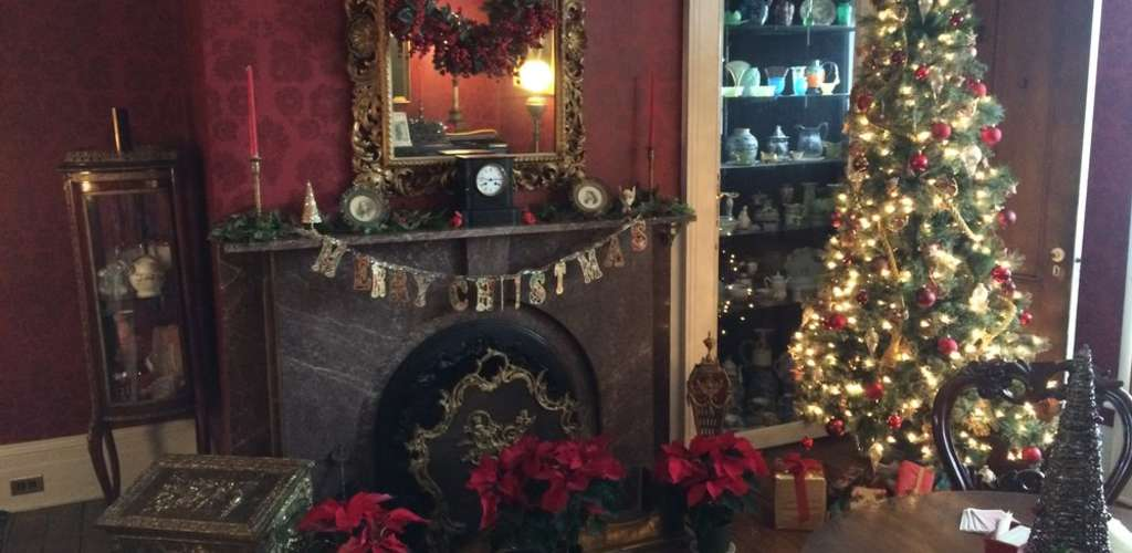Christmas At The Historic Homes Of