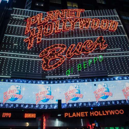 Planet Hollywood – September 17, 2018