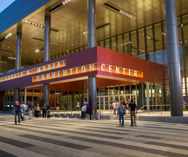 Ernest N. Morial Convention Center Goes Green