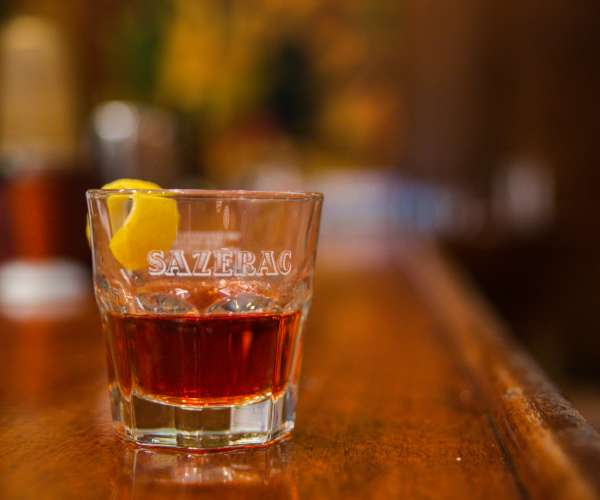 The Roosevelt Hotel - Bar de Sazerac
