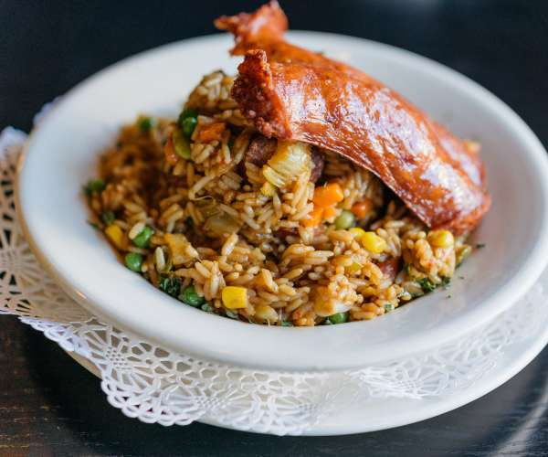 Jambalaya créole – The Praline Connection