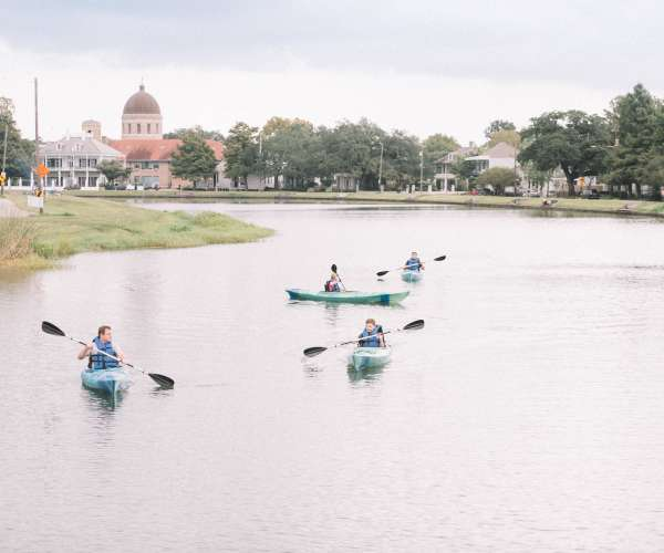 Kayak Rentals in New Orleans