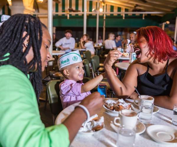 Kid-Friendly Dining in New Orleans