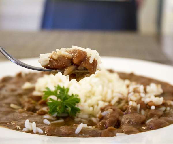 Red Beans and Rice - Willie Mae's Scotch House