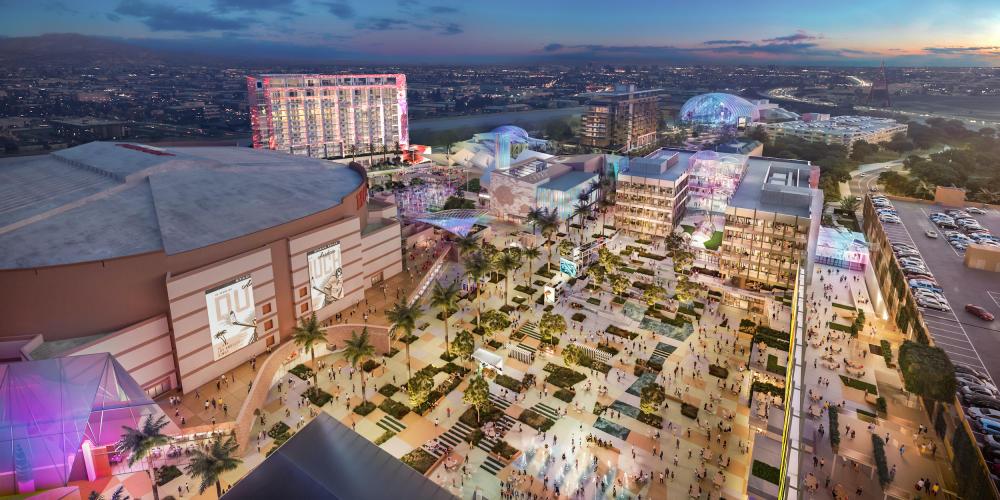 New development, ocV!BE, coming soon to Anaheim