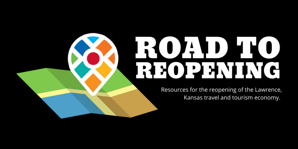 Road To Reopening graphic