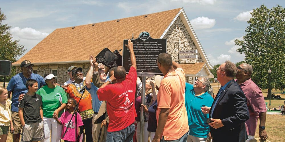 Springfield-Greene County African American Heritage Trail