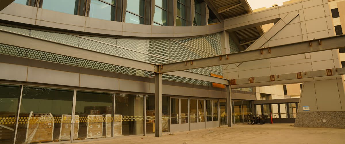 convention center construction